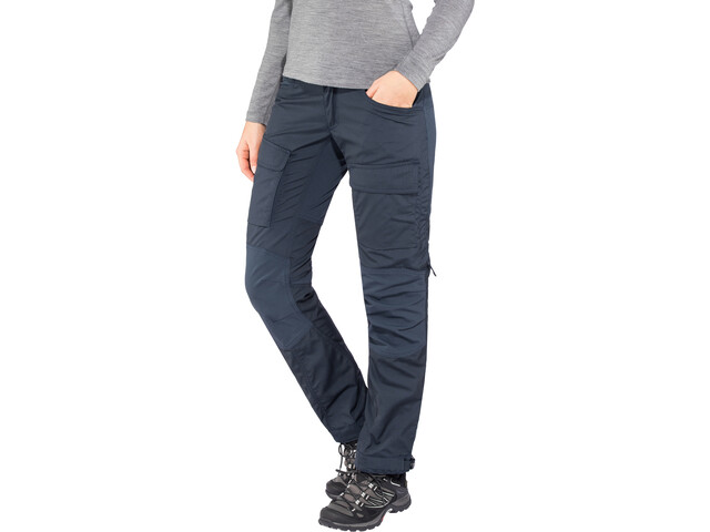 Lundhags Authentic II Pantalones Mujer, deep blue